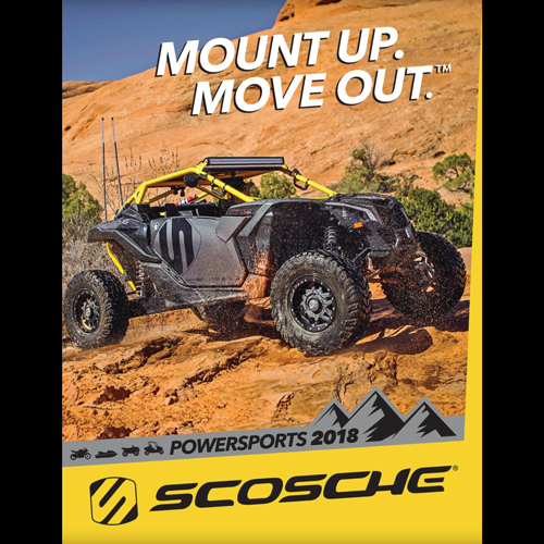 2018 Scosche Powersports Catalog