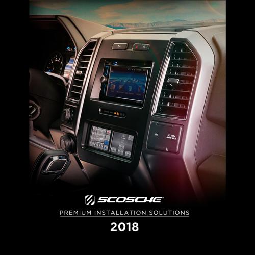 2018 Scosche Premium Installation Solutions