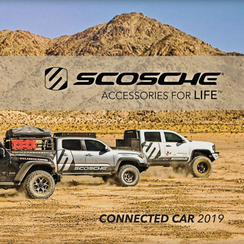 2019 Connected Car Catalog