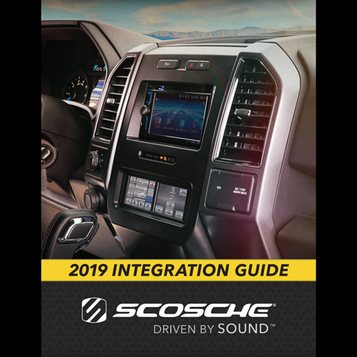 2019 Scosche Integration Guide