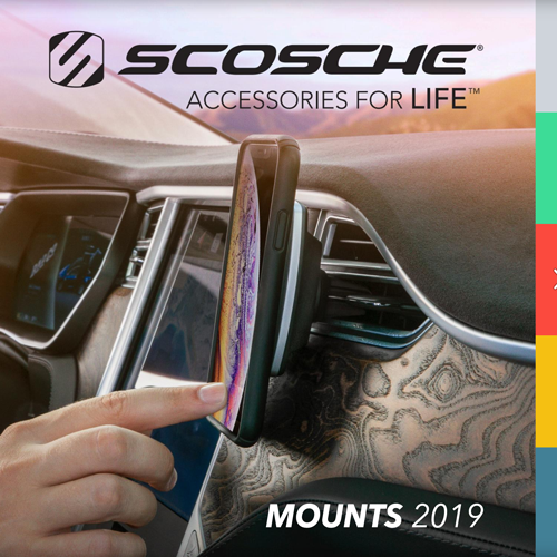 2019 Scosche Mounts Catalog