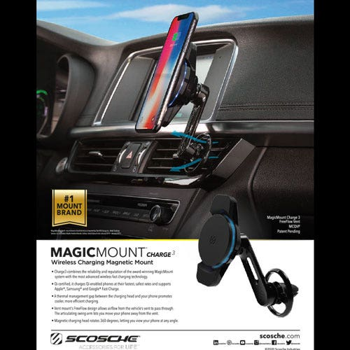 2020 MagicMount Charge3 One-Sheet