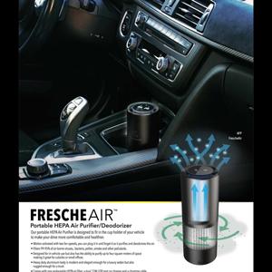 Image of FrescheAir One-Sheet Flyer 2021