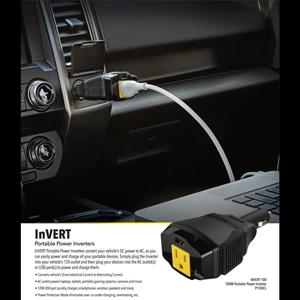 Image of InVert Power Inverters One-Sheet Flyer 2021
