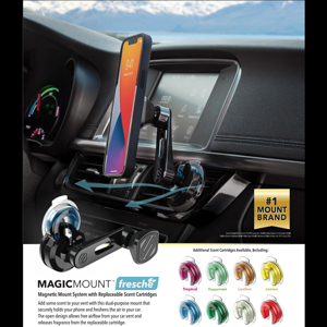 Image of MagicMount Fresche One-Sheet Flyer 2021