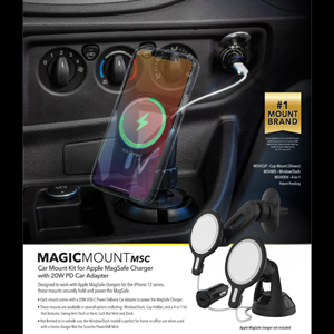 Image of  MagicMount MSC Guide Front Cover