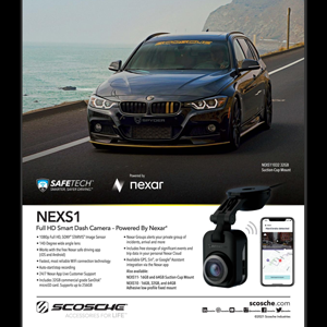 Image of Nexar S1  Guide Front Cover