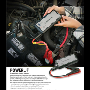 Image of PowerUp Guide Front Cover