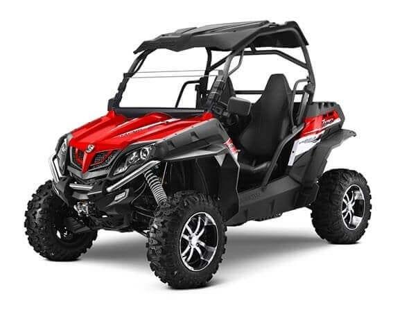 Cfmoto ATV