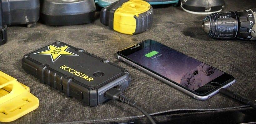 Garage Backup Battery