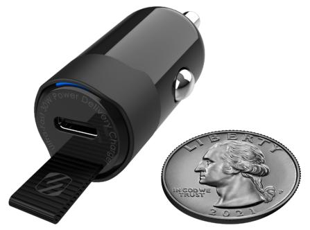 thirty watts USB-C PD Car Charger