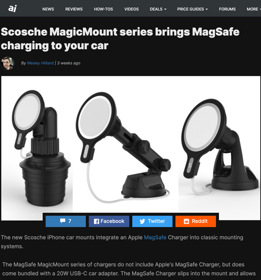 Image of Screen shot online article