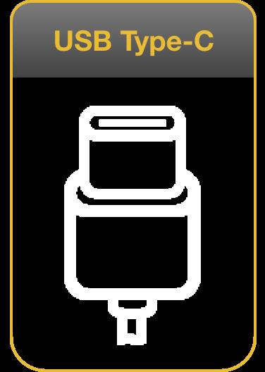 USB Type-C graphic