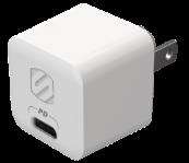 HPDC8MWT Mini 18W USB-C Home Charger Graphic