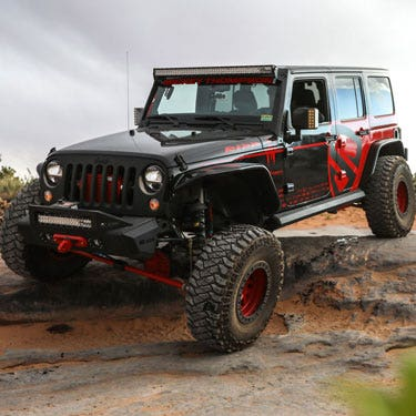 Spyder Auto Jeep JK