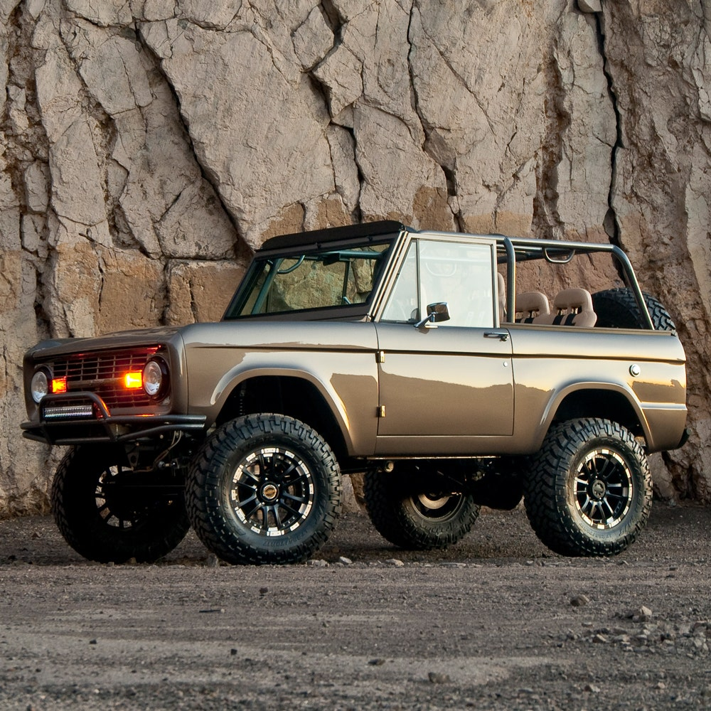 Ford Bronco 2010