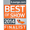 iLounge Best of Show 2014 Award